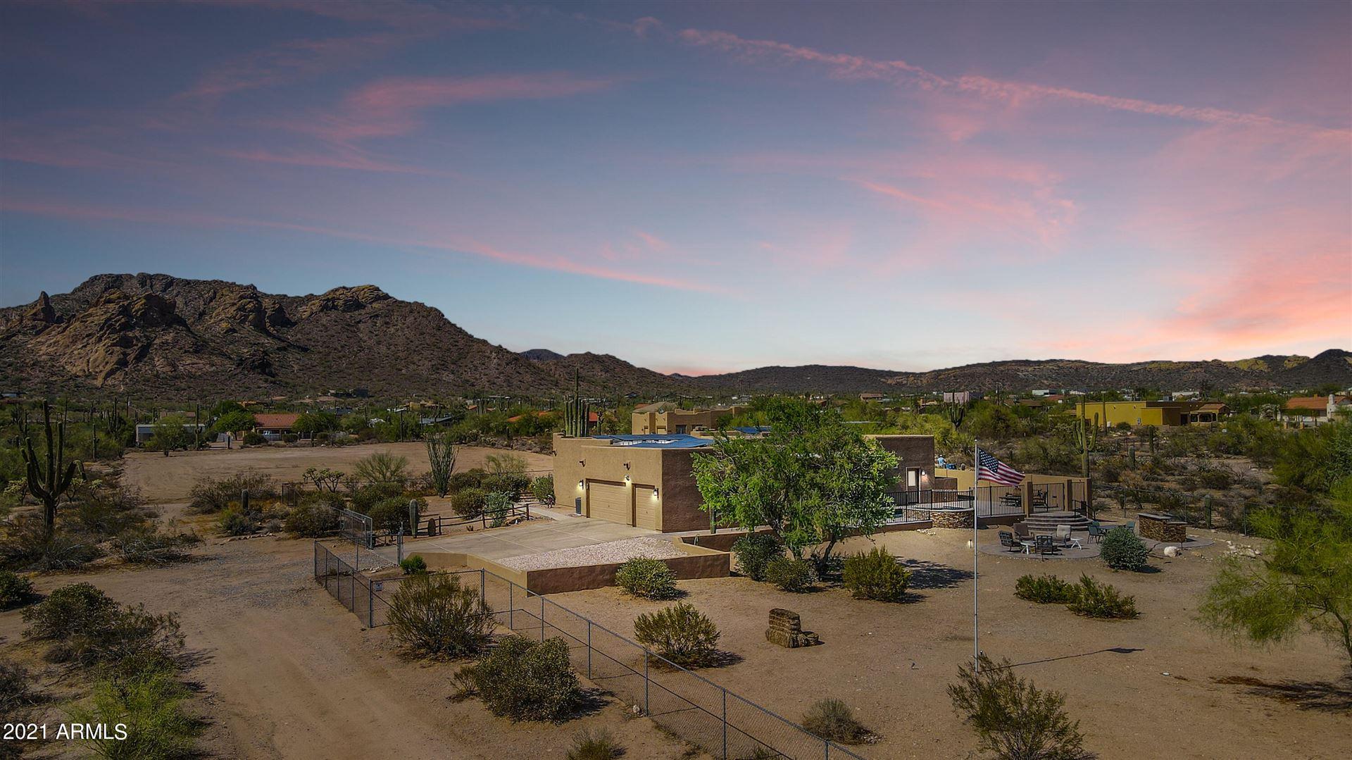 Photo of 223 E CANYON Street, Apache Junction, AZ 85119 (MLS # 6263604)