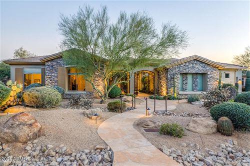 Photo of 7281 E BAKER Drive, Scottsdale, AZ 85266 (MLS # 6186605)