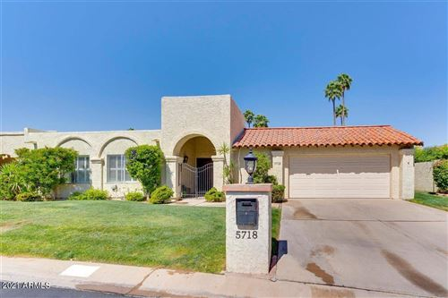 Photo of 5718 N 72ND Place, Scottsdale, AZ 85250 (MLS # 6235605)
