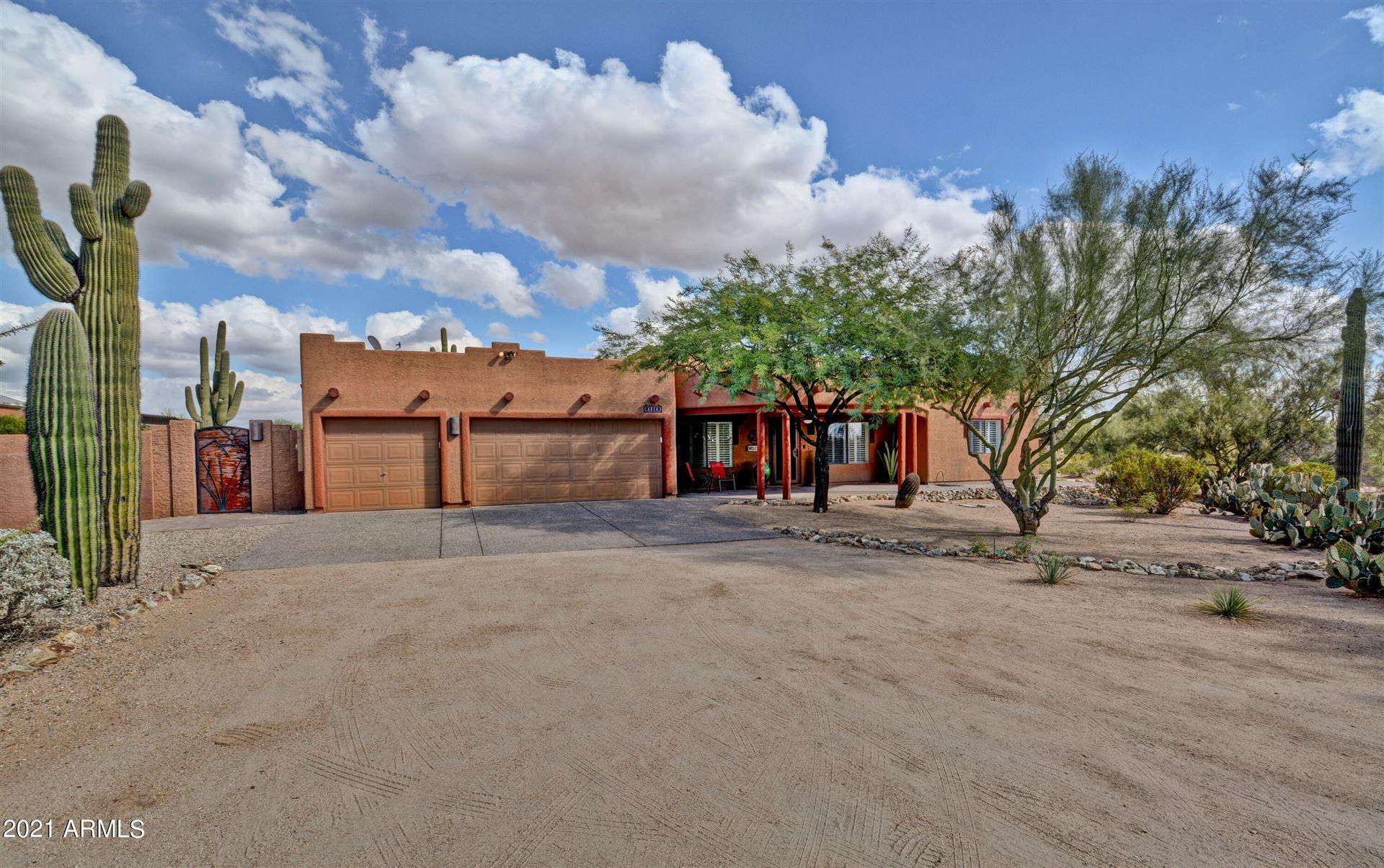 Photo of 4316 E FOREST PLEASANT Place, Cave Creek, AZ 85331 (MLS # 6309605)