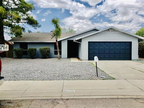 Photo of 5802 W CAMPO BELLO Drive, Glendale, AZ 85308 (MLS # 6098606)