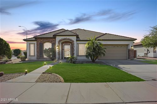 Photo of 439 E HORSESHOE Drive, Chandler, AZ 85249 (MLS # 6197606)