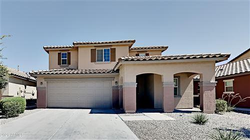 Photo of 40788 W PORTIS Drive, Maricopa, AZ 85138 (MLS # 6254606)