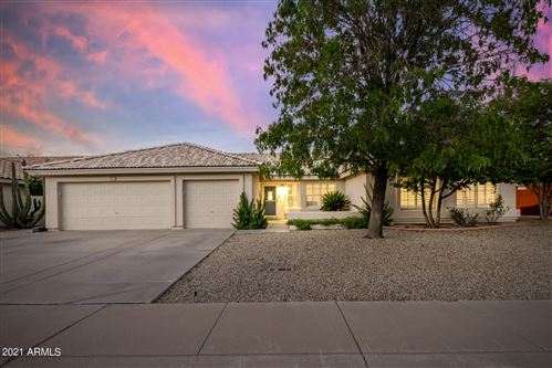 Photo of 7552 W Country Gables Drive, Peoria, AZ 85381 (MLS # 6297607)