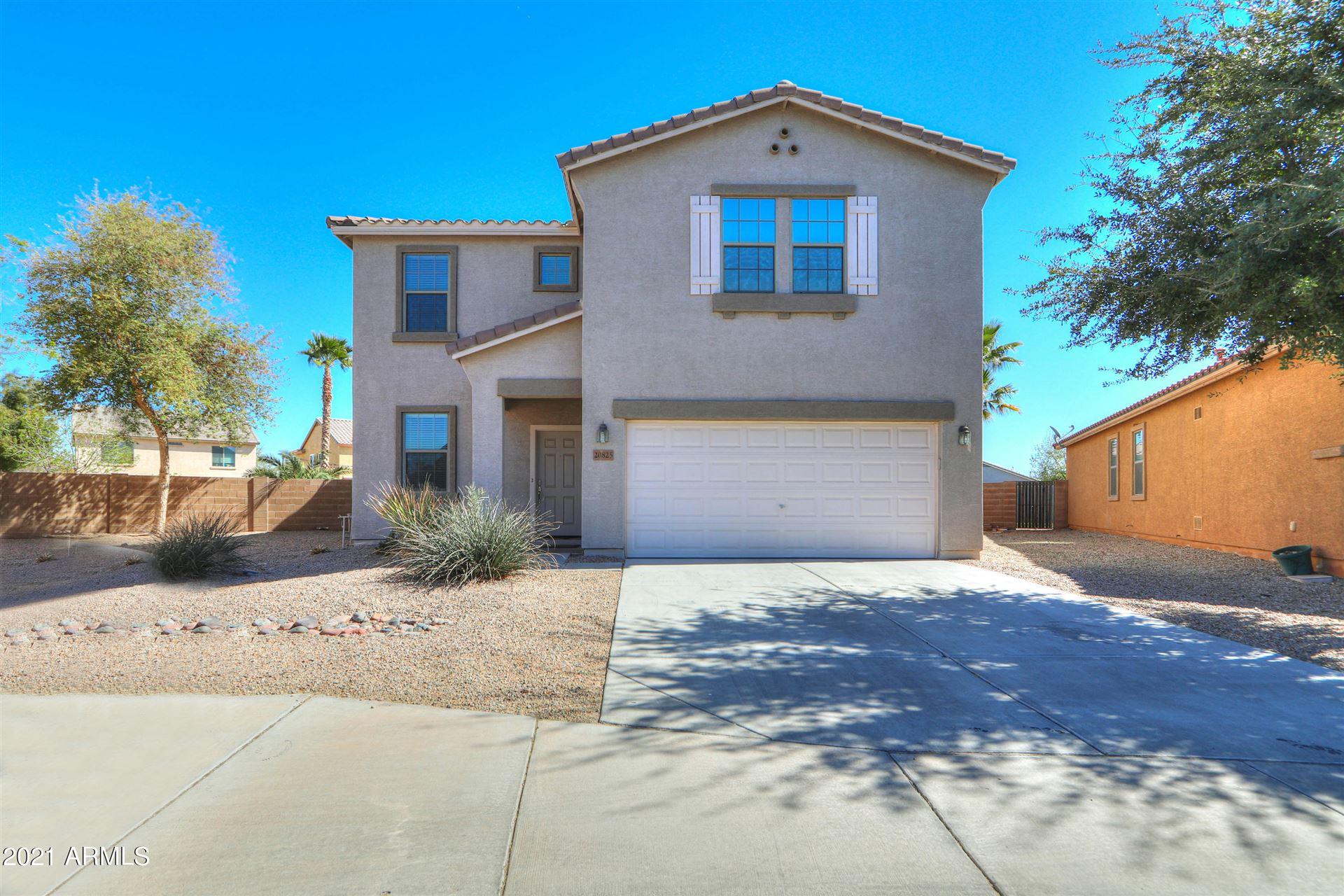 Photo of 20825 N MARQUEZ Drive, Maricopa, AZ 85138 (MLS # 6201607)