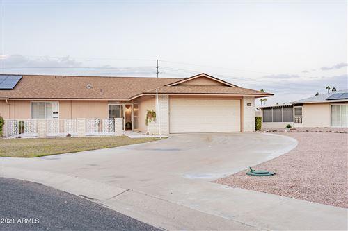 Photo of 10616 W CAMPANA Drive, Sun City, AZ 85351 (MLS # 6306608)