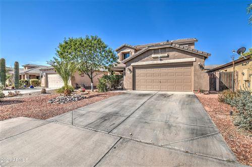 Tiny photo for 43341 W BLAZEN Trail, Maricopa, AZ 85138 (MLS # 6264609)