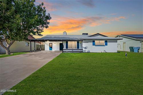 Photo of 4632 W Cholla Street, Glendale, AZ 85304 (MLS # 6309609)