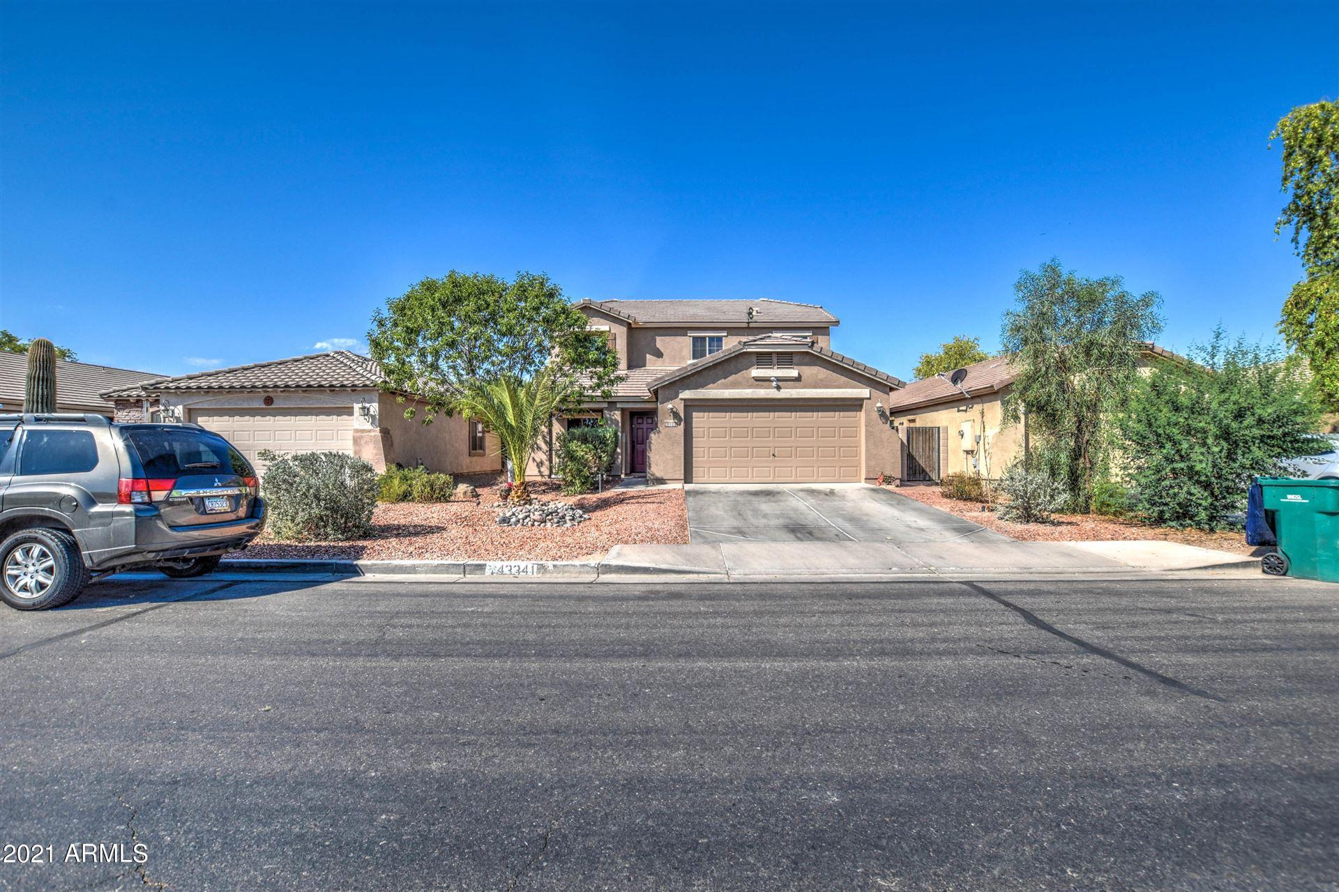 Photo for 43341 W BLAZEN Trail, Maricopa, AZ 85138 (MLS # 6264609)