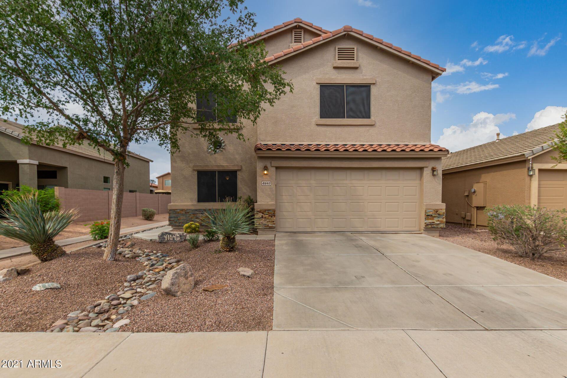 Photo for 41640 W SUNLAND Drive, Maricopa, AZ 85138 (MLS # 6269609)