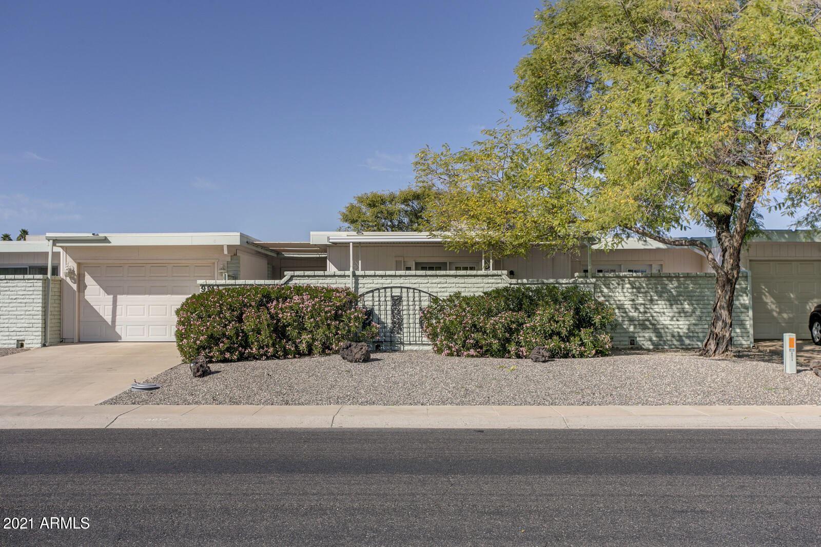 Photo of 9814 W TEAKWOOD Drive, Sun City, AZ 85351 (MLS # 6202610)