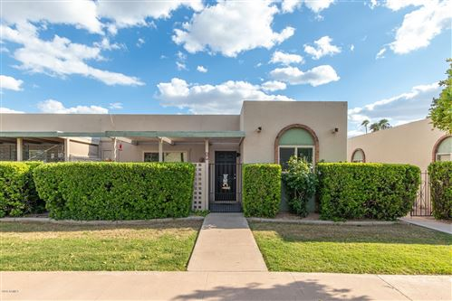 Photo of 8145 N CENTRAL Avenue #17, Phoenix, AZ 85020 (MLS # 6057611)