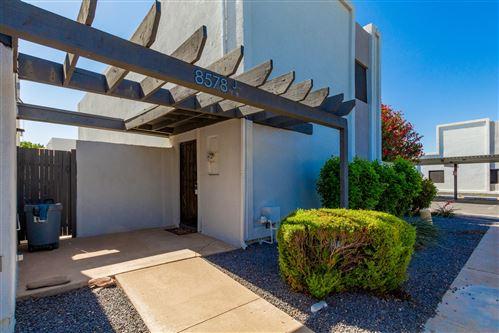 Photo of 8578 E INDIAN SCHOOL Road #J, Scottsdale, AZ 85251 (MLS # 6234611)