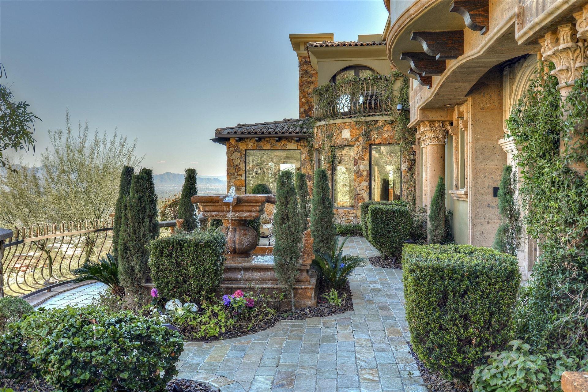 5801 E QUARTZ MOUNTAIN Road, Paradise Valley, AZ 85253 - MLS#: 6120612