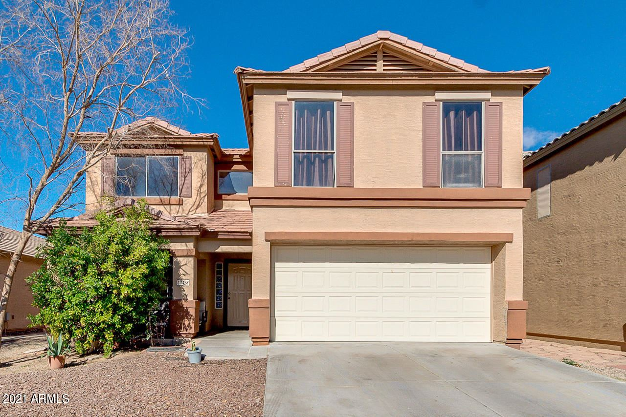 Photo for 42428 W ANNE Lane, Maricopa, AZ 85138 (MLS # 6184612)