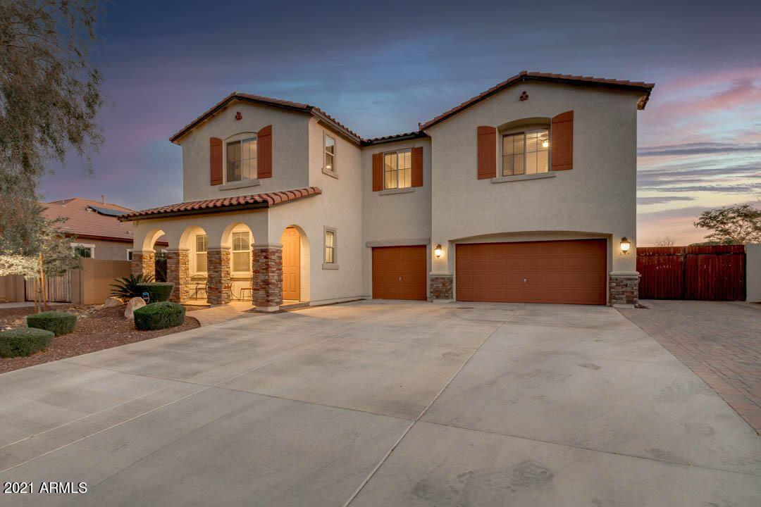 Photo of 3719 W Lanham Drive, New River, AZ 85087 (MLS # 6200612)