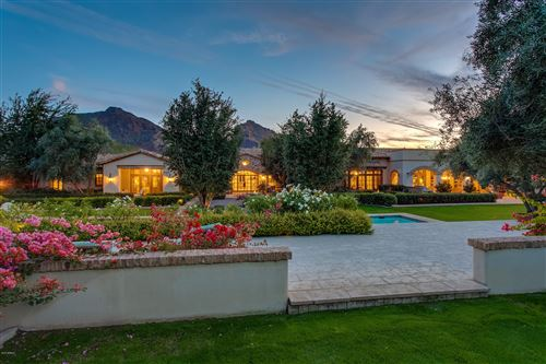 Photo of 6512 N Desert Fairways Drive, Paradise Valley, AZ 85253 (MLS # 6011613)