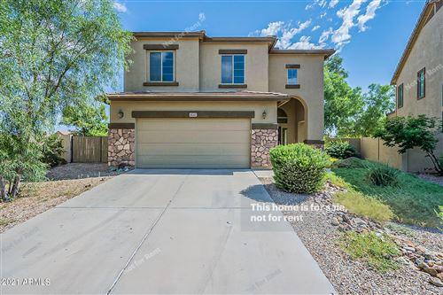Photo of 18267 N COOK Drive, Maricopa, AZ 85138 (MLS # 6298613)