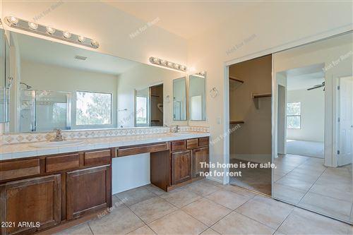 Tiny photo for 18267 N COOK Drive, Maricopa, AZ 85138 (MLS # 6298613)