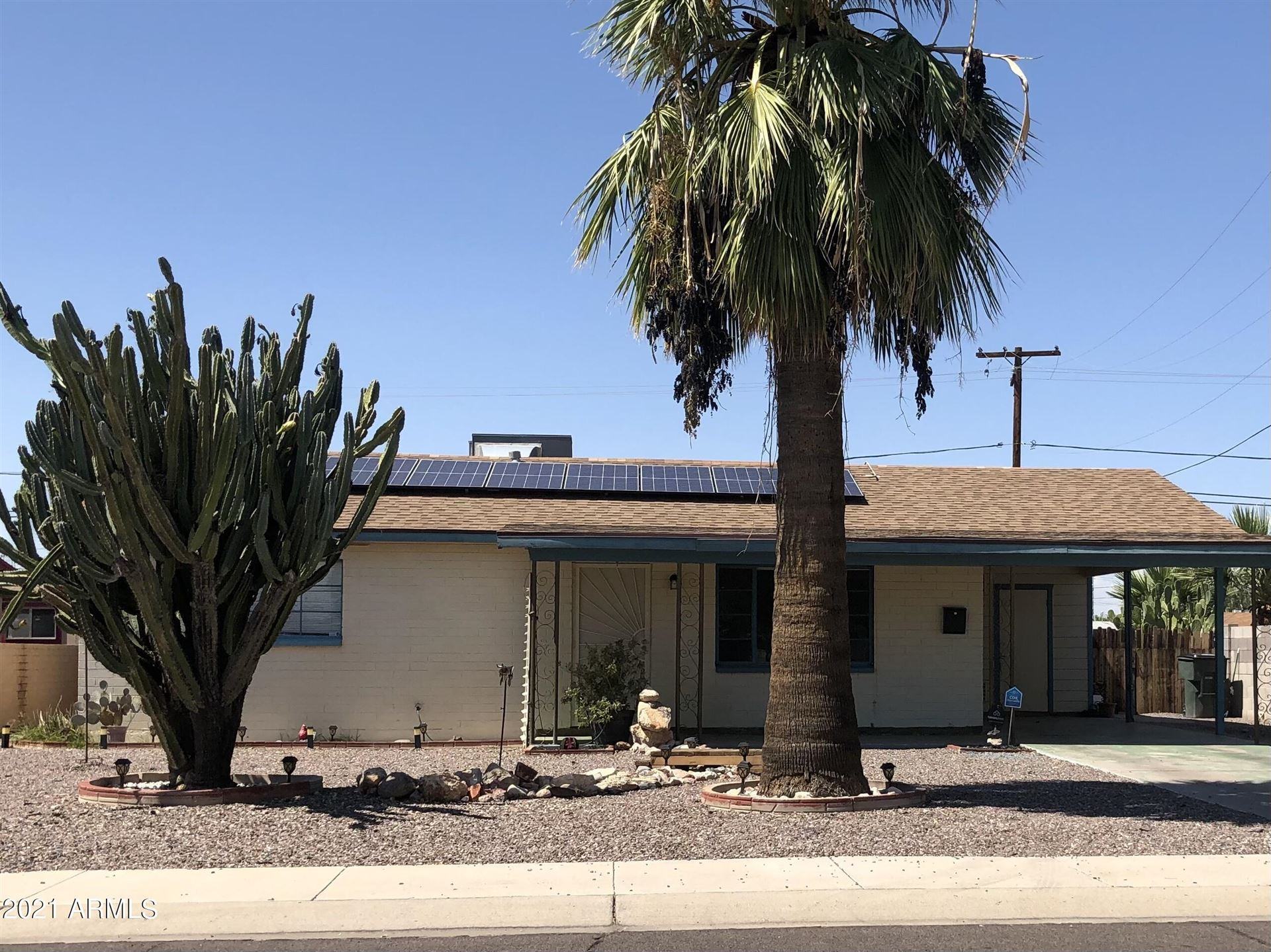 Photo of 11364 N 114TH Avenue, Youngtown, AZ 85363 (MLS # 6292613)