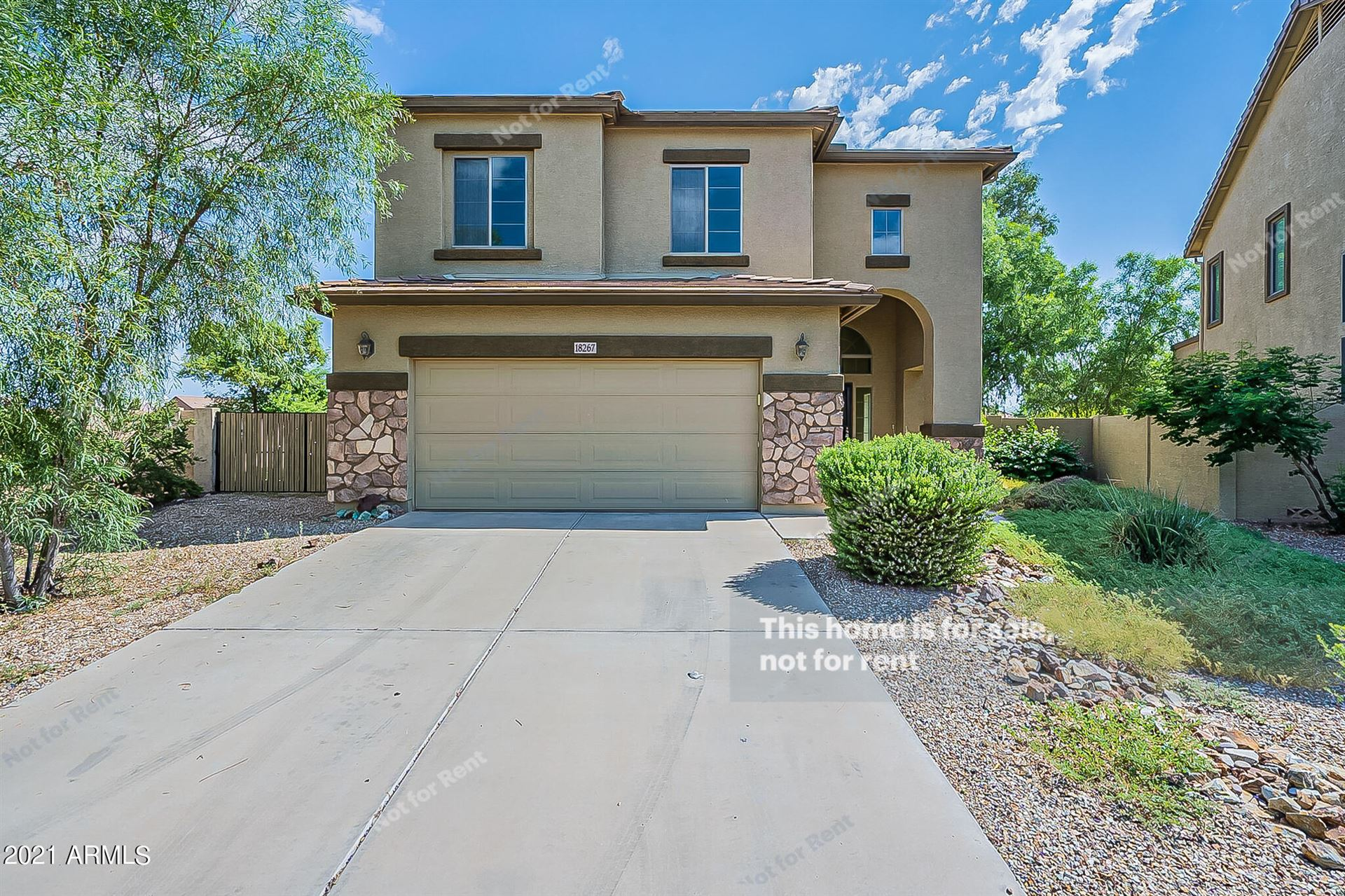 Photo for 18267 N COOK Drive, Maricopa, AZ 85138 (MLS # 6298613)