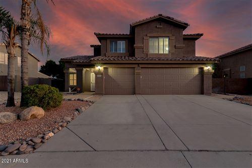 Photo of 9247 E FAIRFIELD Street, Mesa, AZ 85207 (MLS # 6198615)