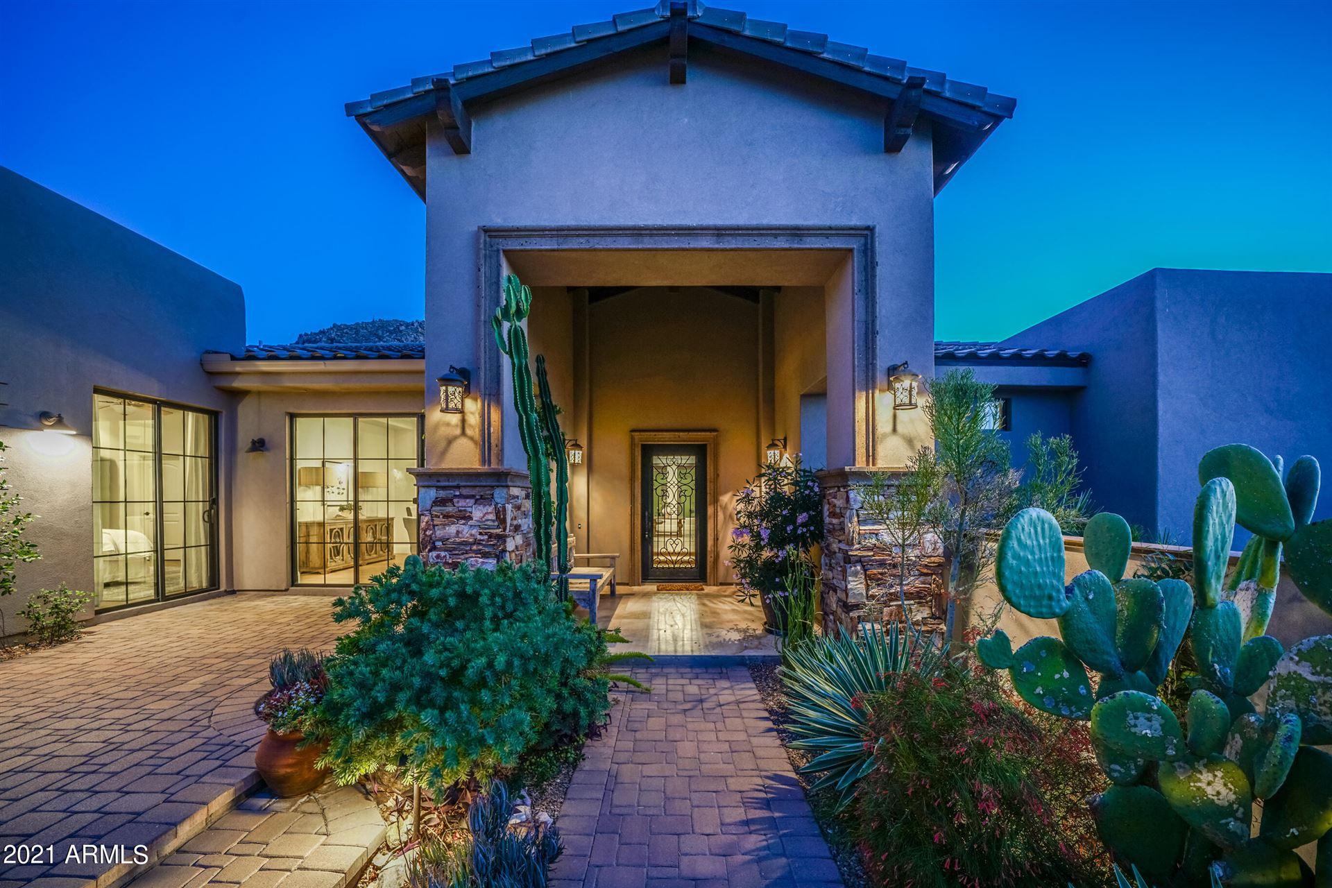 Photo of 11267 E DESERT TROON Lane, Scottsdale, AZ 85255 (MLS # 6249615)
