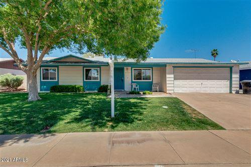 Photo of 2604 E BOSTON Street, Mesa, AZ 85213 (MLS # 6224616)