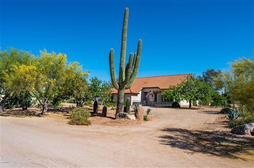 Photo of 6121 E MILTON Drive, Cave Creek, AZ 85331 (MLS # 6082617)