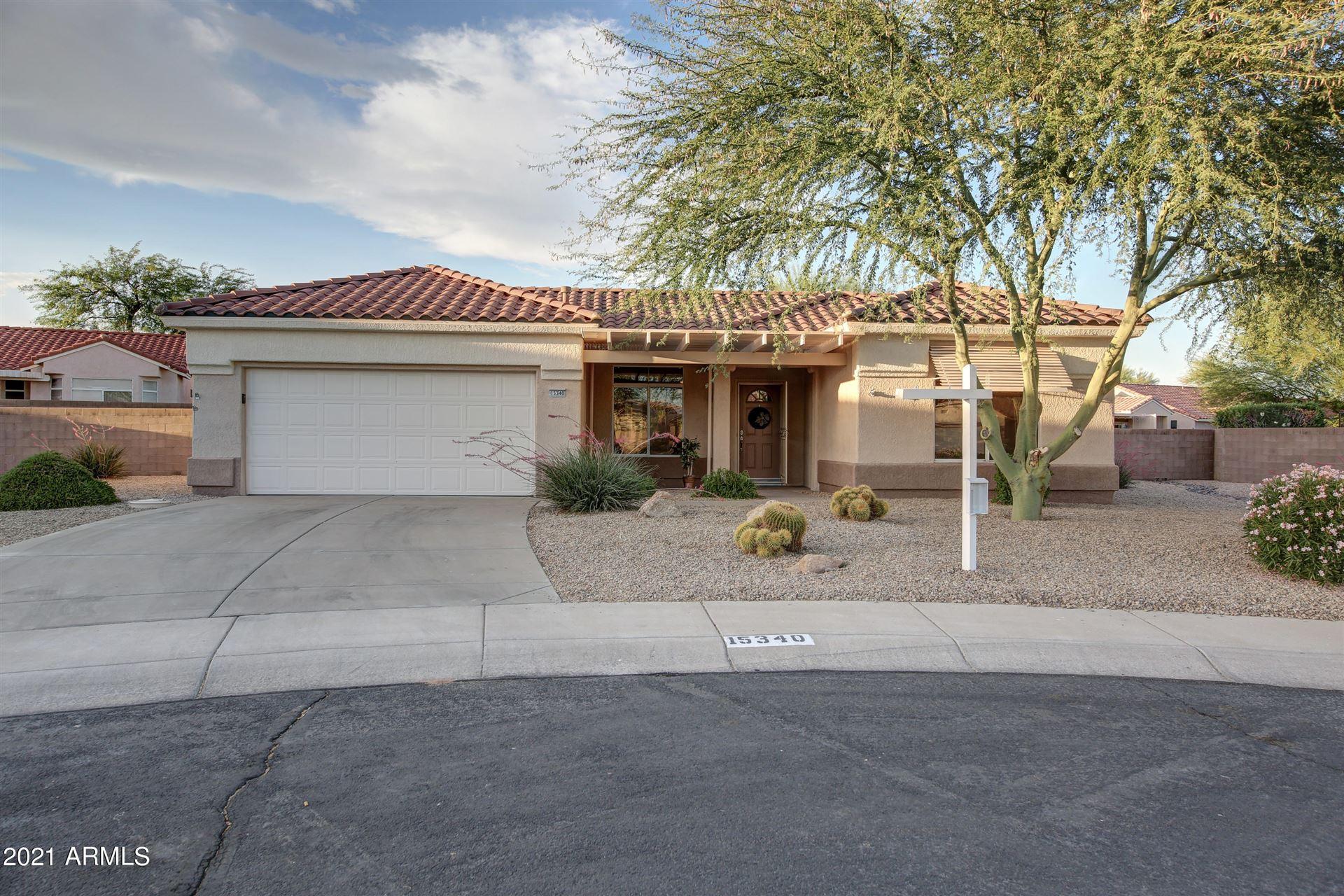 15340 W VIA MONTOYA --, Sun City West, AZ 85375 - MLS#: 6245617