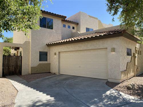 Photo of 544 N ALMA SCHOOL Road #37, Mesa, AZ 85201 (MLS # 6082618)