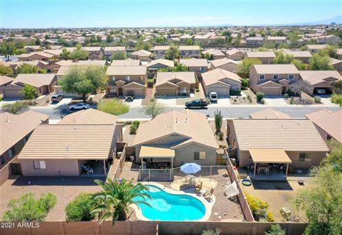 Tiny photo for 43598 W COLBY Drive, Maricopa, AZ 85138 (MLS # 6179619)