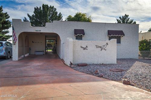 Photo of 2109 N RECKER Road, Mesa, AZ 85215 (MLS # 6199619)