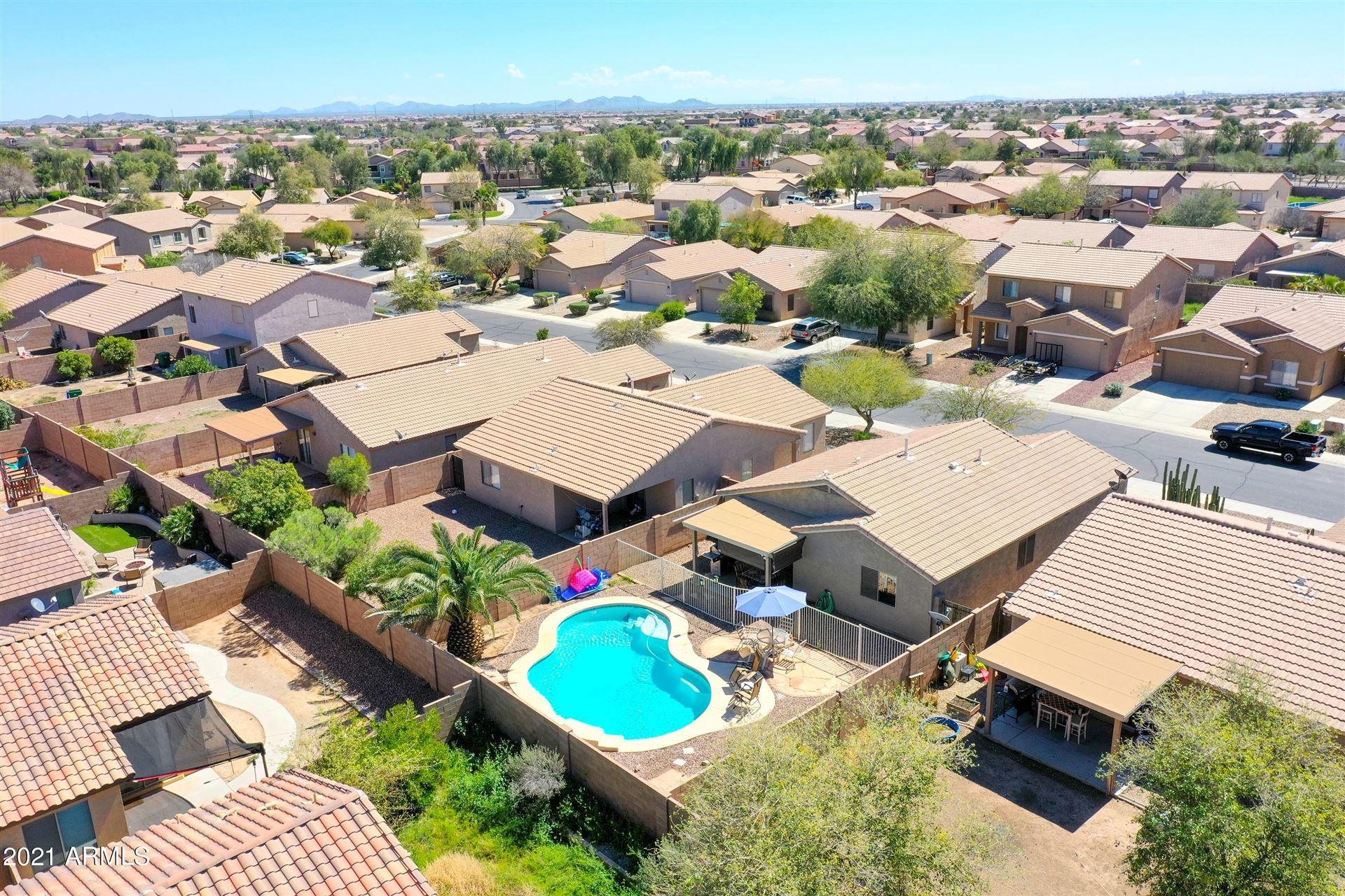 Photo for 43598 W COLBY Drive, Maricopa, AZ 85138 (MLS # 6179619)