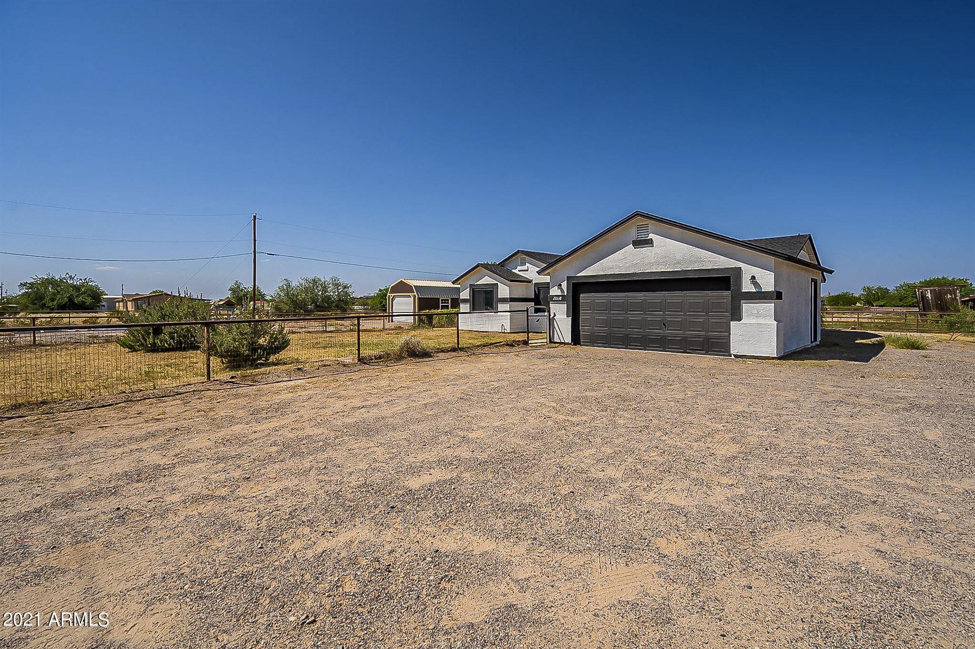 Photo of 20118 E HAPPY Road, Queen Creek, AZ 85142 (MLS # 6294619)