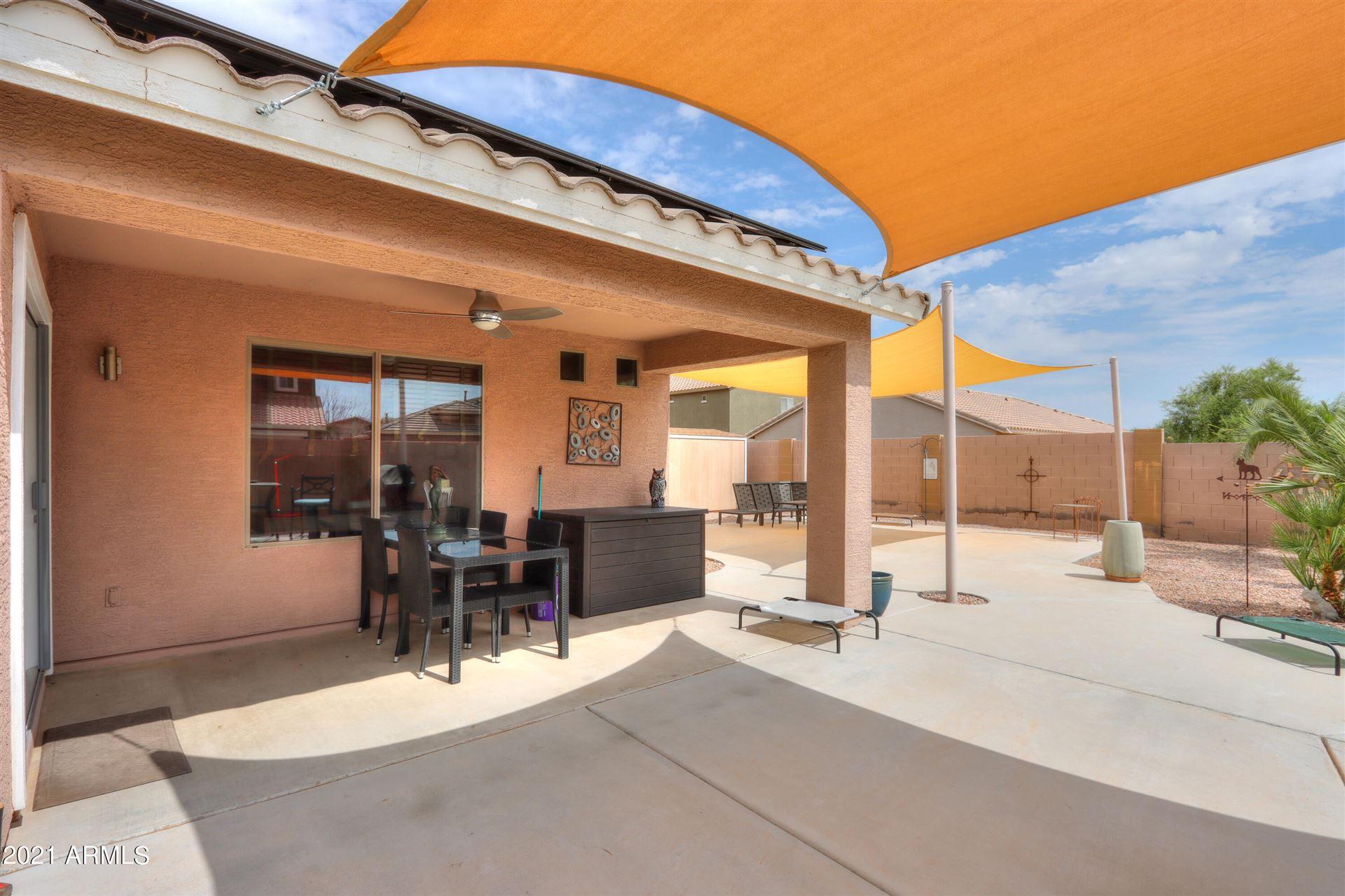 Photo of 20961 N JOCELYN Lane, Maricopa, AZ 85138 (MLS # 6295619)