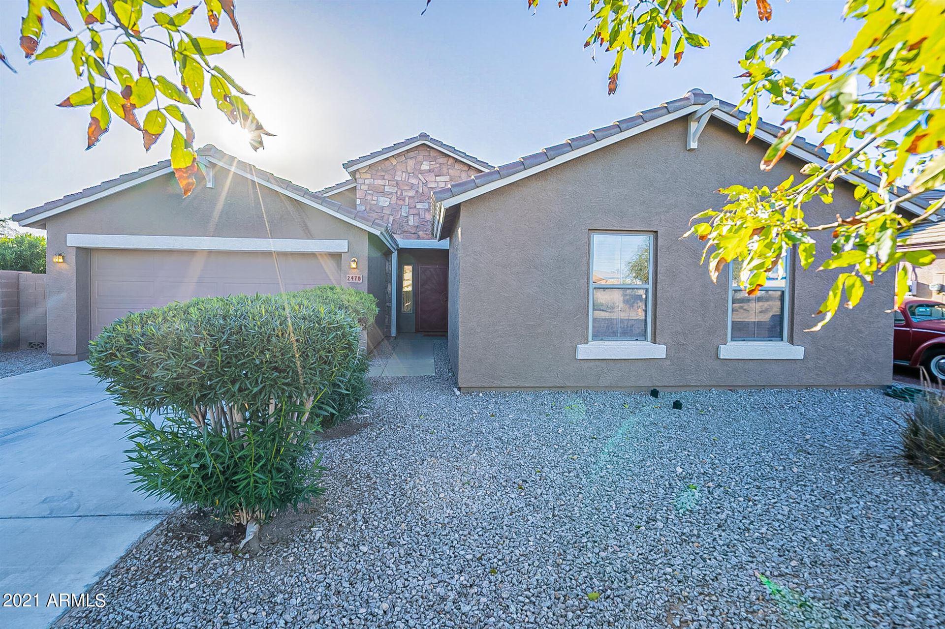Photo of 2478 S 255TH Drive, Buckeye, AZ 85326 (MLS # 6306619)