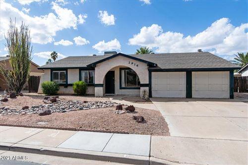 Photo of 2916 S EL DORADO Street, Mesa, AZ 85202 (MLS # 6296620)