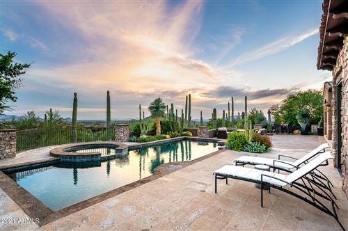 Photo of 41863 N SAGUARO FOREST Drive, Scottsdale, AZ 85262 (MLS # 6303620)