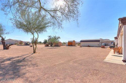 Tiny photo for 50999 W PAMPAS GRASS Road, Maricopa, AZ 85139 (MLS # 6264621)