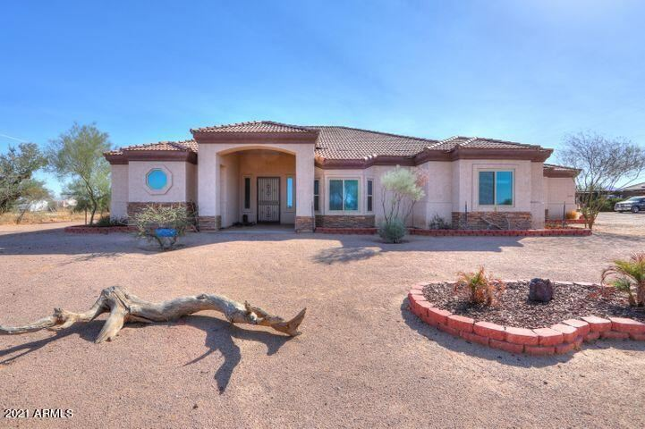 Photo for 50999 W PAMPAS GRASS Road, Maricopa, AZ 85139 (MLS # 6264621)