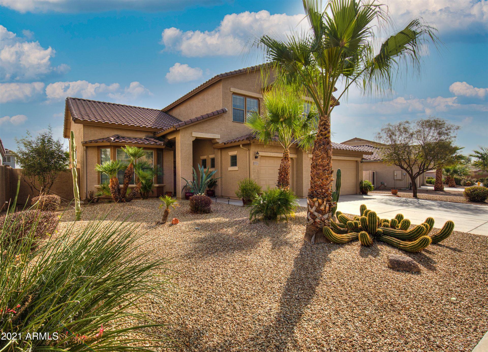 Photo of 17171 N OLIVETO Avenue, Maricopa, AZ 85138 (MLS # 6307621)