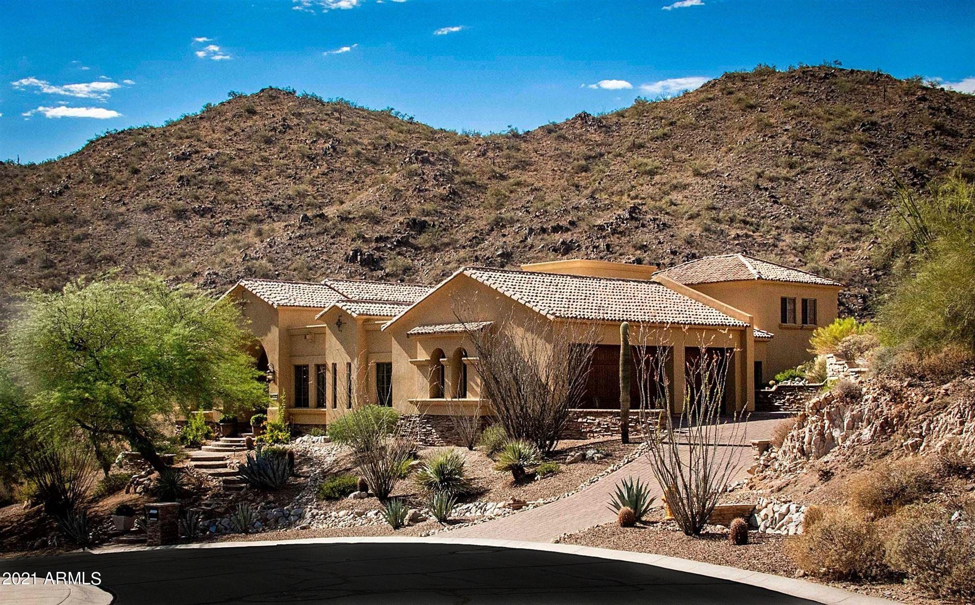 Photo of 14536 E GECKO Court, Fountain Hills, AZ 85268 (MLS # 6307622)