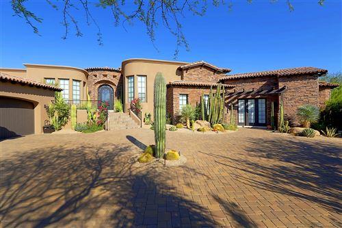 Photo of 10028 E Mirabel Club Drive, Scottsdale, AZ 85262 (MLS # 6144623)