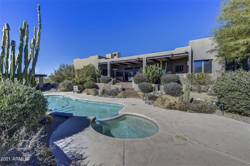 Photo of 6521 E LANGUID Lane, Carefree, AZ 85377 (MLS # 6187623)