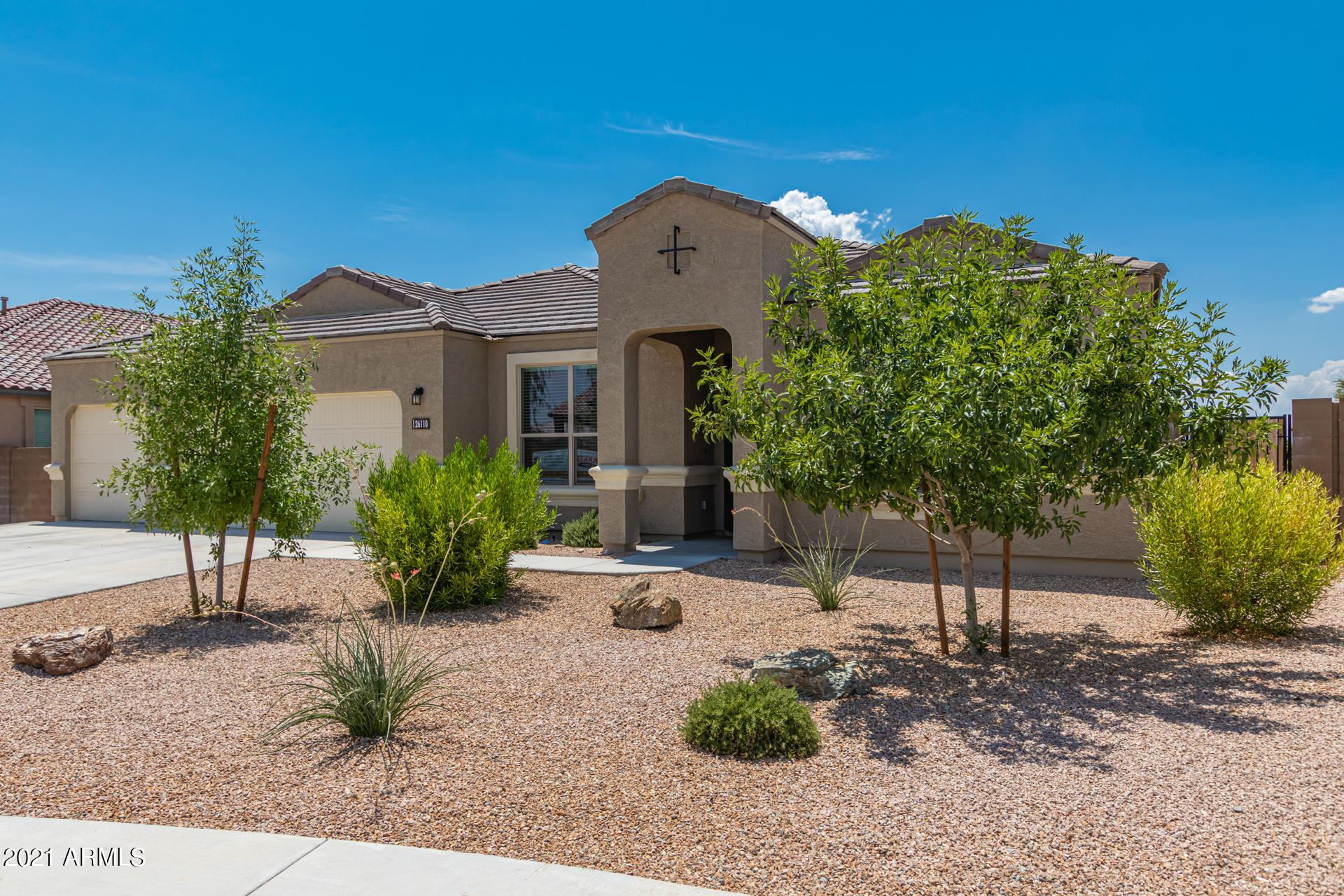 Photo of 26110 N 138TH Lane, Peoria, AZ 85383 (MLS # 6268623)