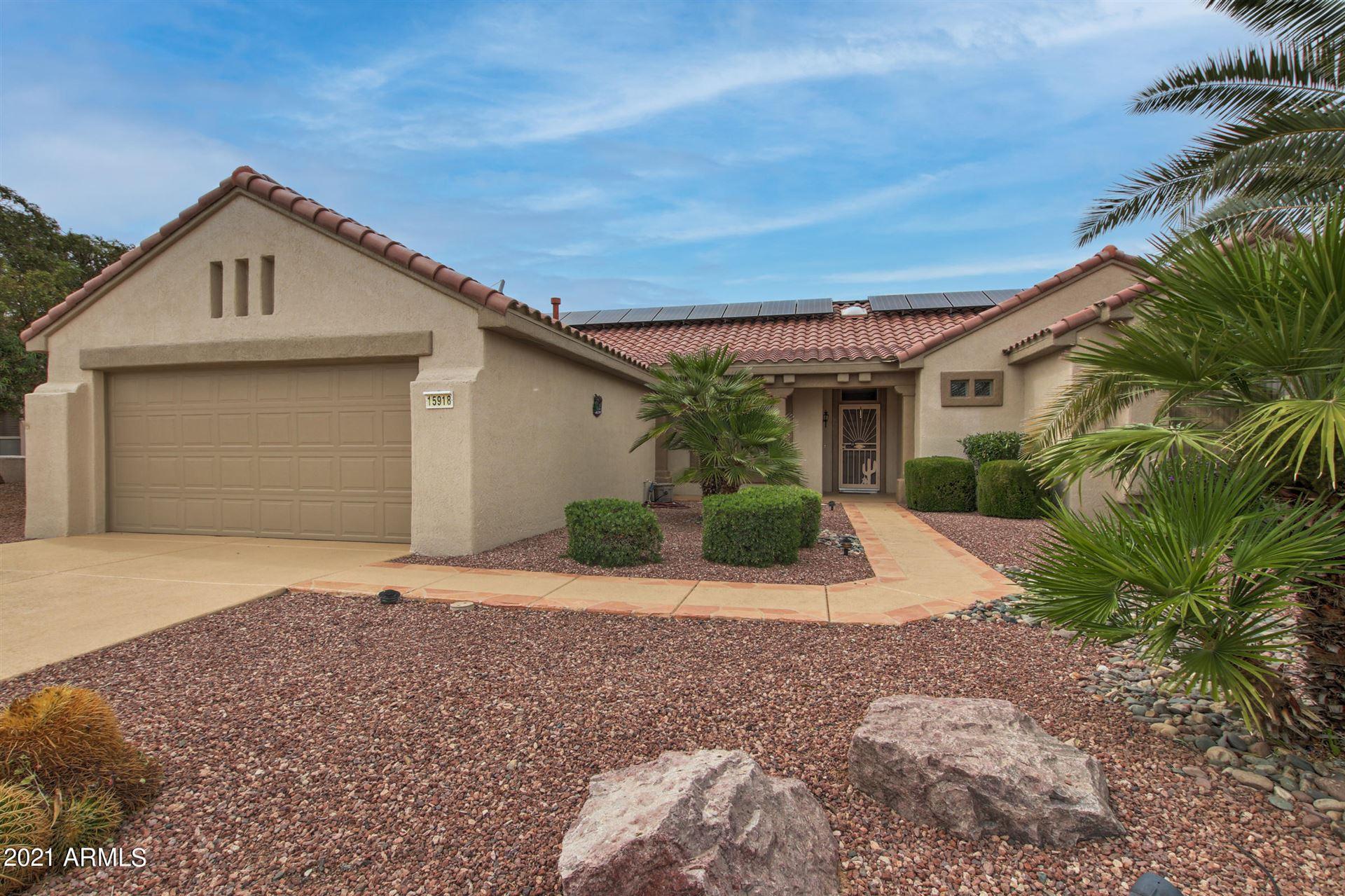 15918 W KINO Drive, Surprise, AZ 85374 - MLS#: 6227624