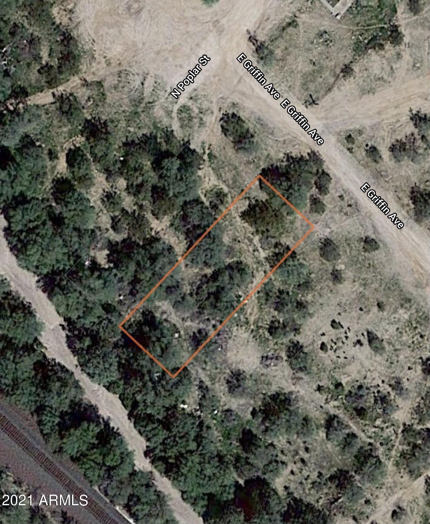 Photo of 0 E Griffin Avenue, Wittmann, AZ 85361 (MLS # 6294624)