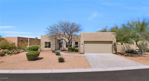 Photo of 11386 E GREYTHORN Drive, Scottsdale, AZ 85262 (MLS # 6058625)