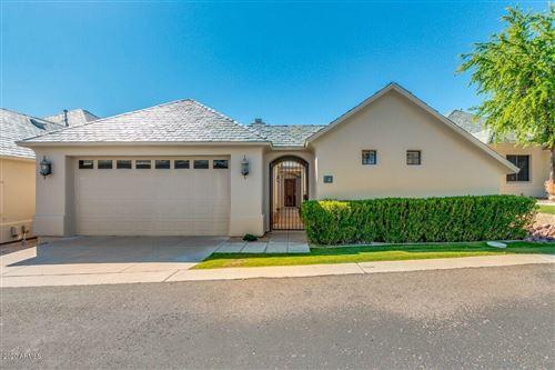 Photo of 16540 E EL LAGO Boulevard #4, Fountain Hills, AZ 85268 (MLS # 6066625)
